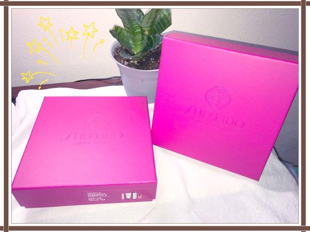 shiseido 小套盒