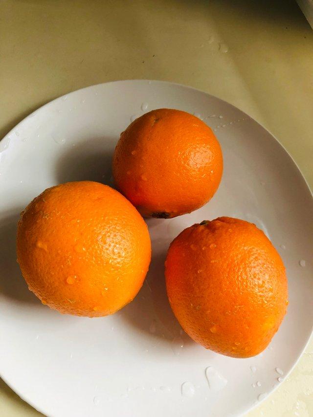 blendtec 破壁机做橙汁