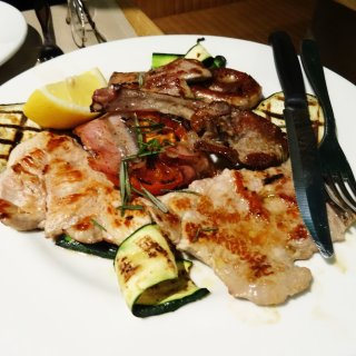 意大利的美食之旅 ...