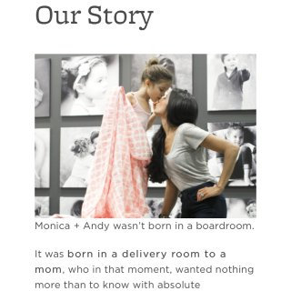 Monica+Andy 超级柔软舒适的宝...