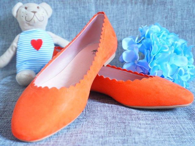 ❥H&M白菜鞋