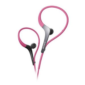 $9.95Sony MDR-AS400EX Active 运动耳机  粉色