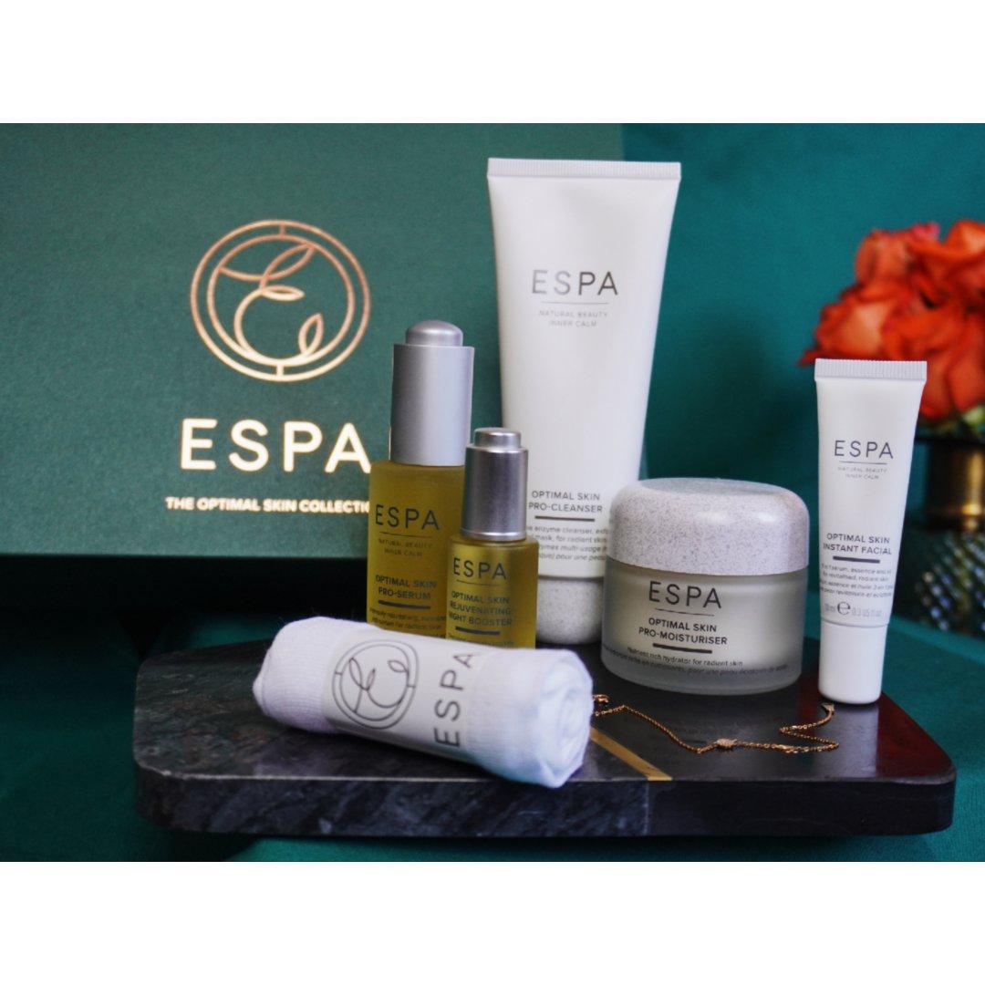 居家护肤 | ESPA圣诞礼盒揭秘