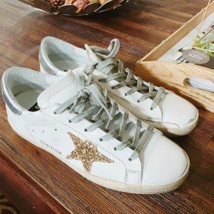 低至4.9折 中帮小脏鞋$425折扣升级:Golden Goose 小脏鞋 superstar款$419 (原价$855)