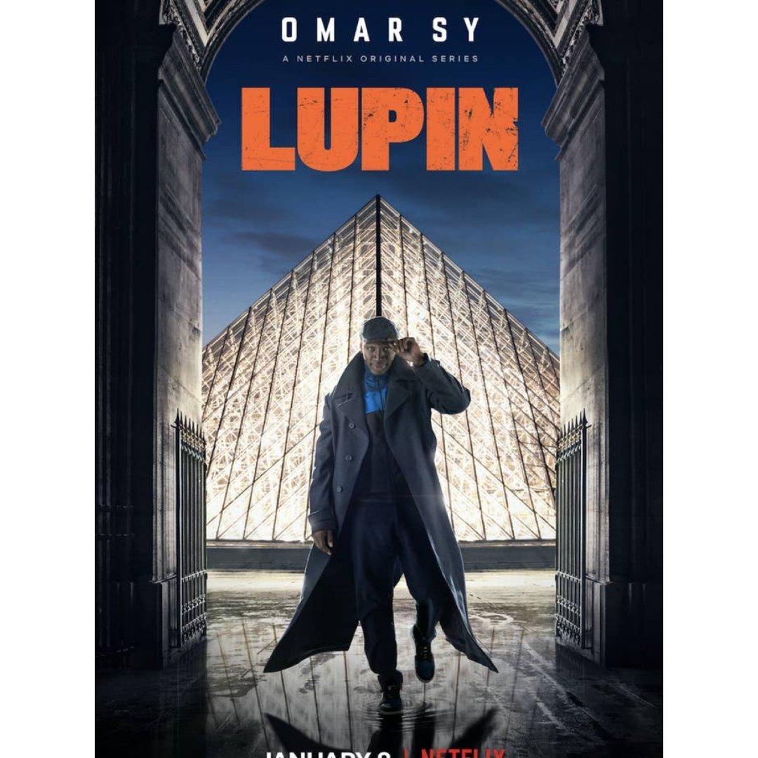 最新法剧推荐:《Lupin》