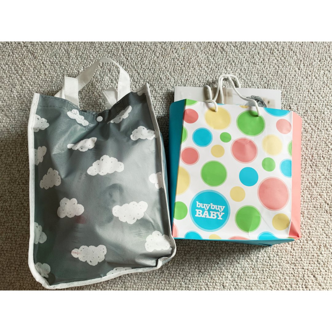 Baby welcome bag