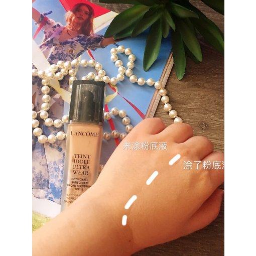 空瓶记|Lancôme兰蔻24小时长效保湿粉底液
