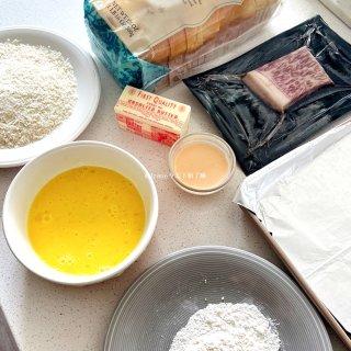 复刻米其林|烤箱版和牛三明治🥪了解一下?...