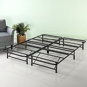 $72Zinus 12 Inch SmartBase Mattress Foundation