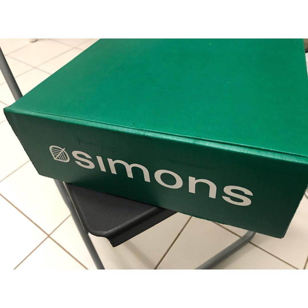 Simons晒货第N+1波