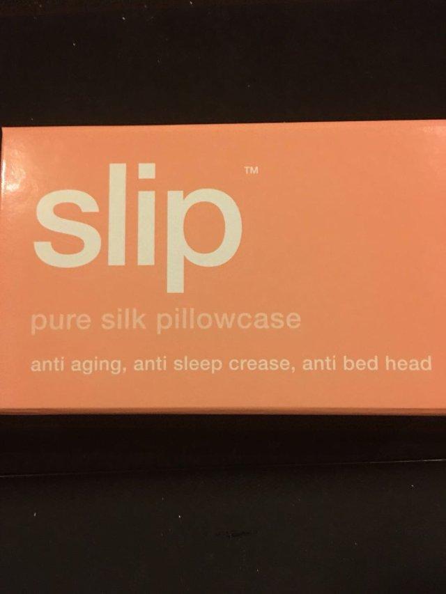 Slip家的枕套