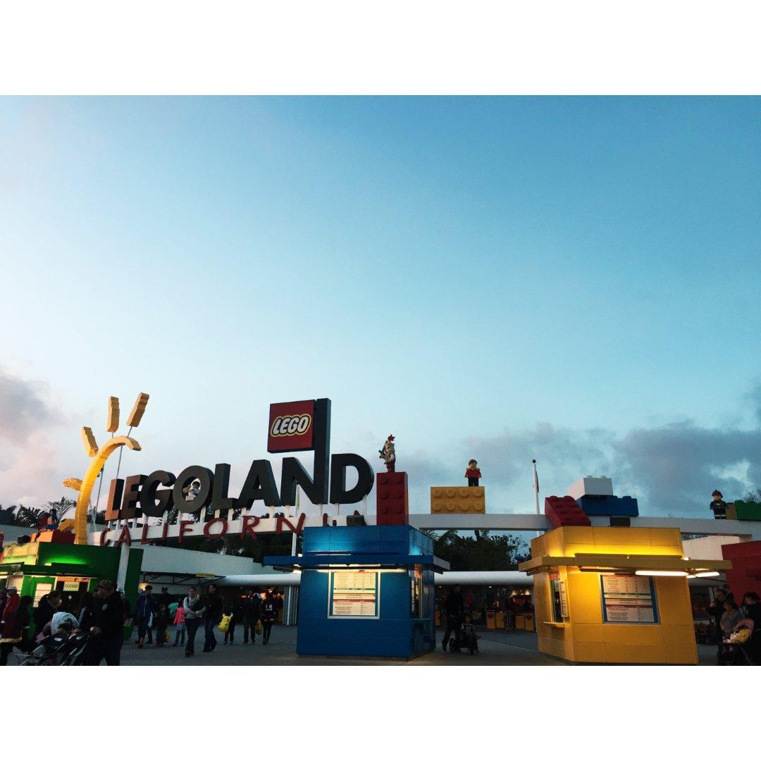 【Legoland】微缩城市景观 ...