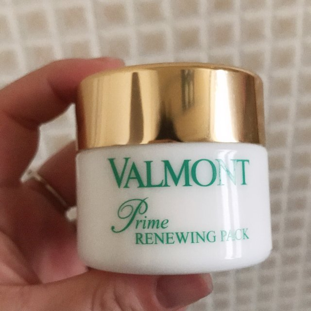 空瓶|Valmont 幸福面膜