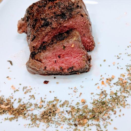 #七夕特辑-Instant Pot也可以做出中等熟度嫩煎牛排