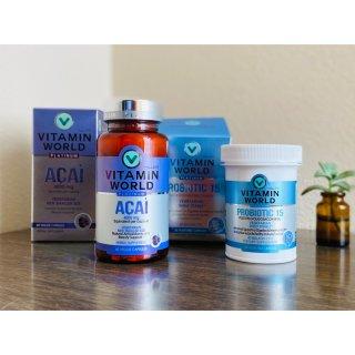 健康|要想美得内外兼修,Vitamin World众测