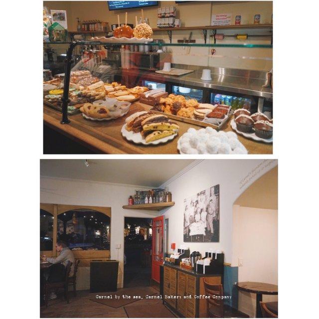 卡梅尔小镇面包房ᶜᴬᴿᴹᴱᴸ ᴮᴬ...
