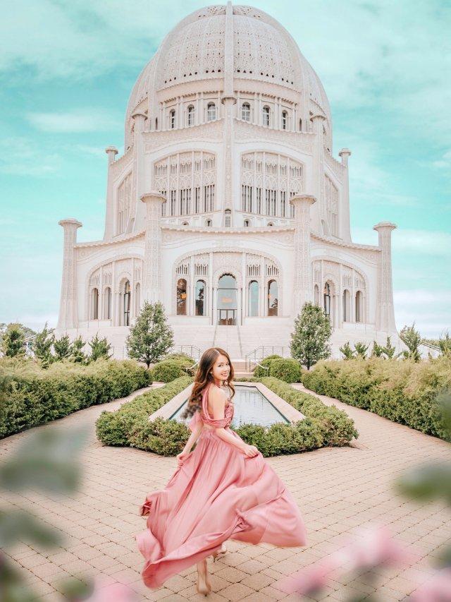 旅行|在童话镇做一天出逃的公主吧🧚...