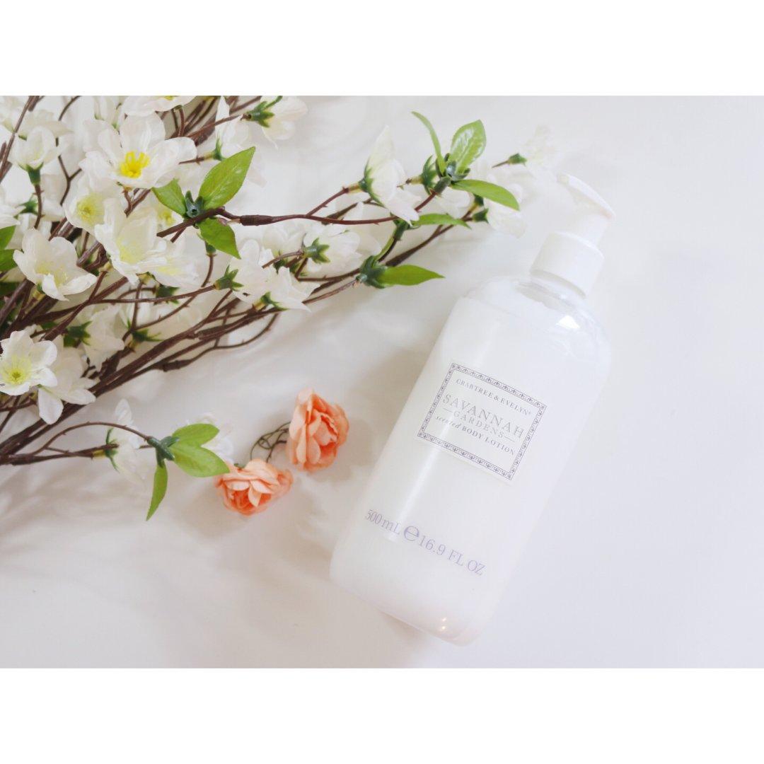 Crabtree & Evelyn 瑰珀翠,身体乳