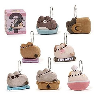 $7.17 Gund Pusheen Surprise Series #3 Places Cats Sit Plush
