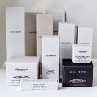 Laura Mercier彩妆护肤全方位体验💫