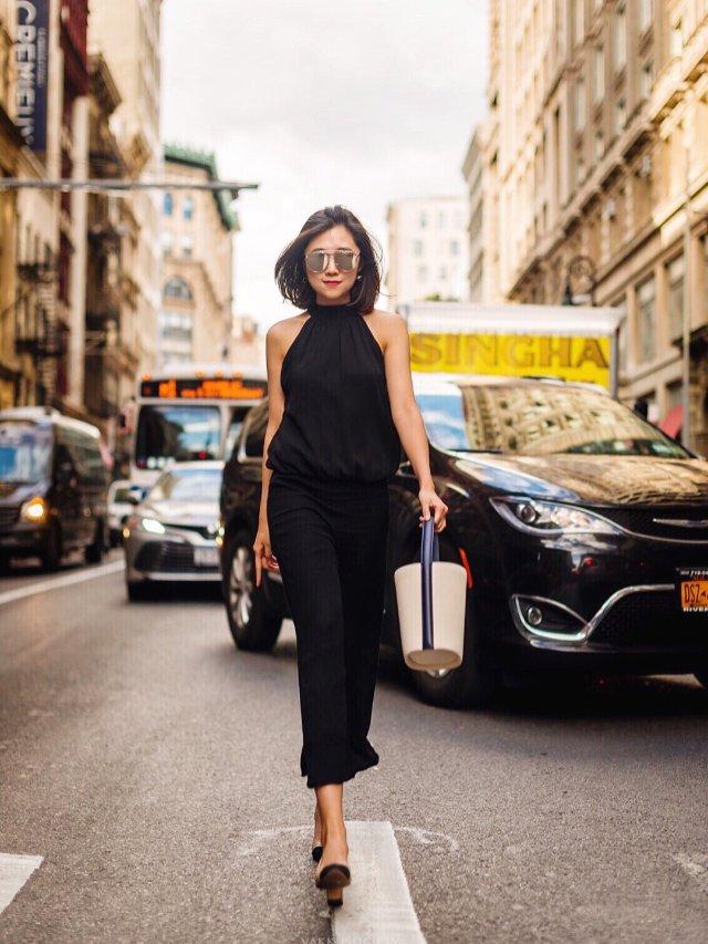 Ruby穿搭 | 纽约时尚街头