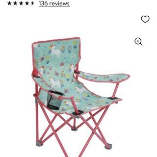 picnic好物安利!5刀的儿童户外椅真...