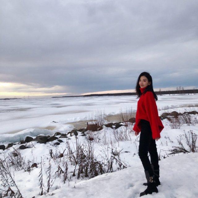 雪景拍照攻略📷 H&M $29.9...
