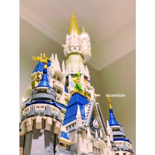 Lego Disney城堡🏰