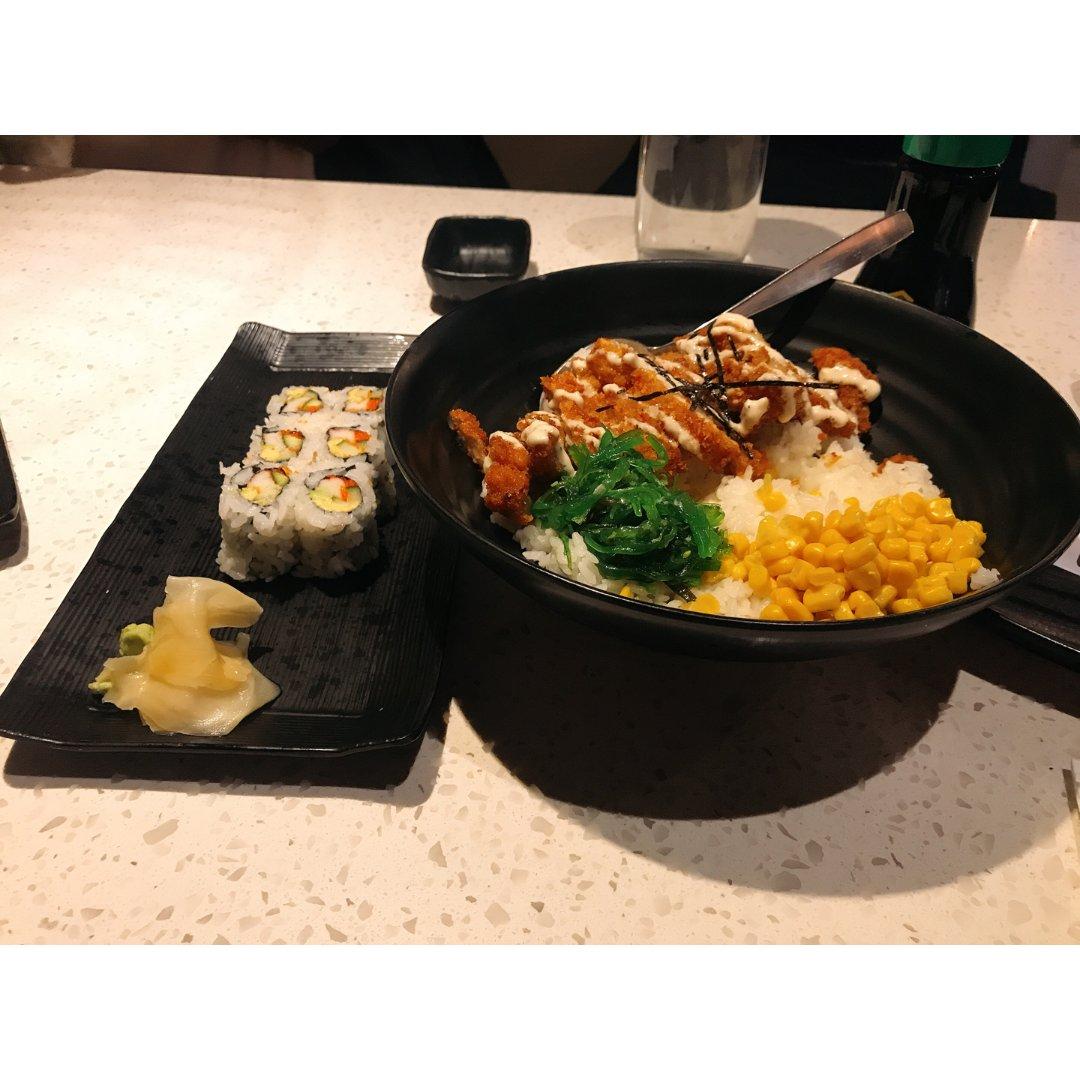 工作午餐好去处:Chiba 寿司🍣...