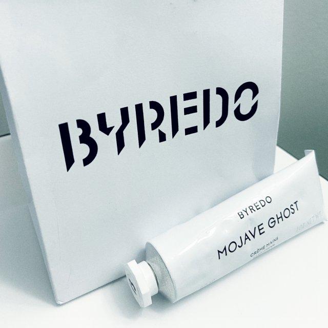 有一种清冷叫Byredo的荒漠孤魂👻