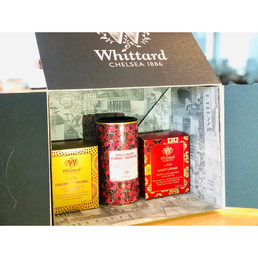 Whittard樱桃热巧🍒椰香乌龙...