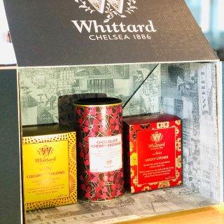 Whittard,新年限定包装太可了!