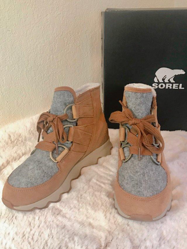 7.4 Sorel雪地靴