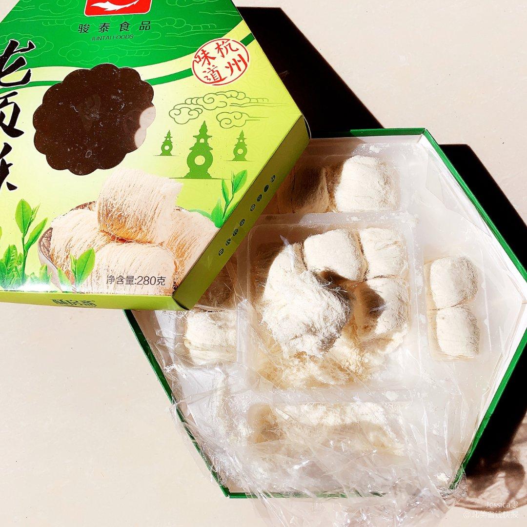 来自杭州的特产龙须糖