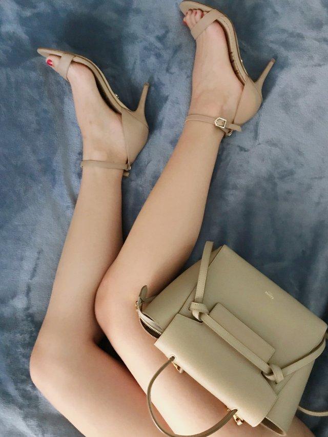 【一杯奶茶】包包鞋子一个色DAY4