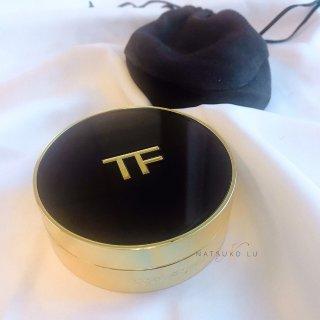 适合油皮的气垫粉底:Tom Ford哑光...