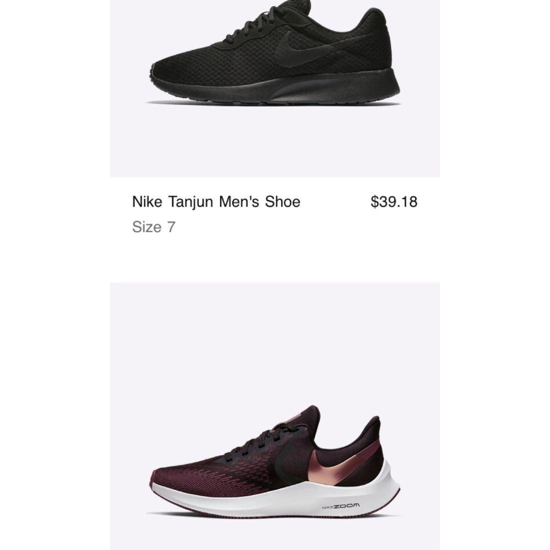 黑五账单 Nike折上折,超划算!