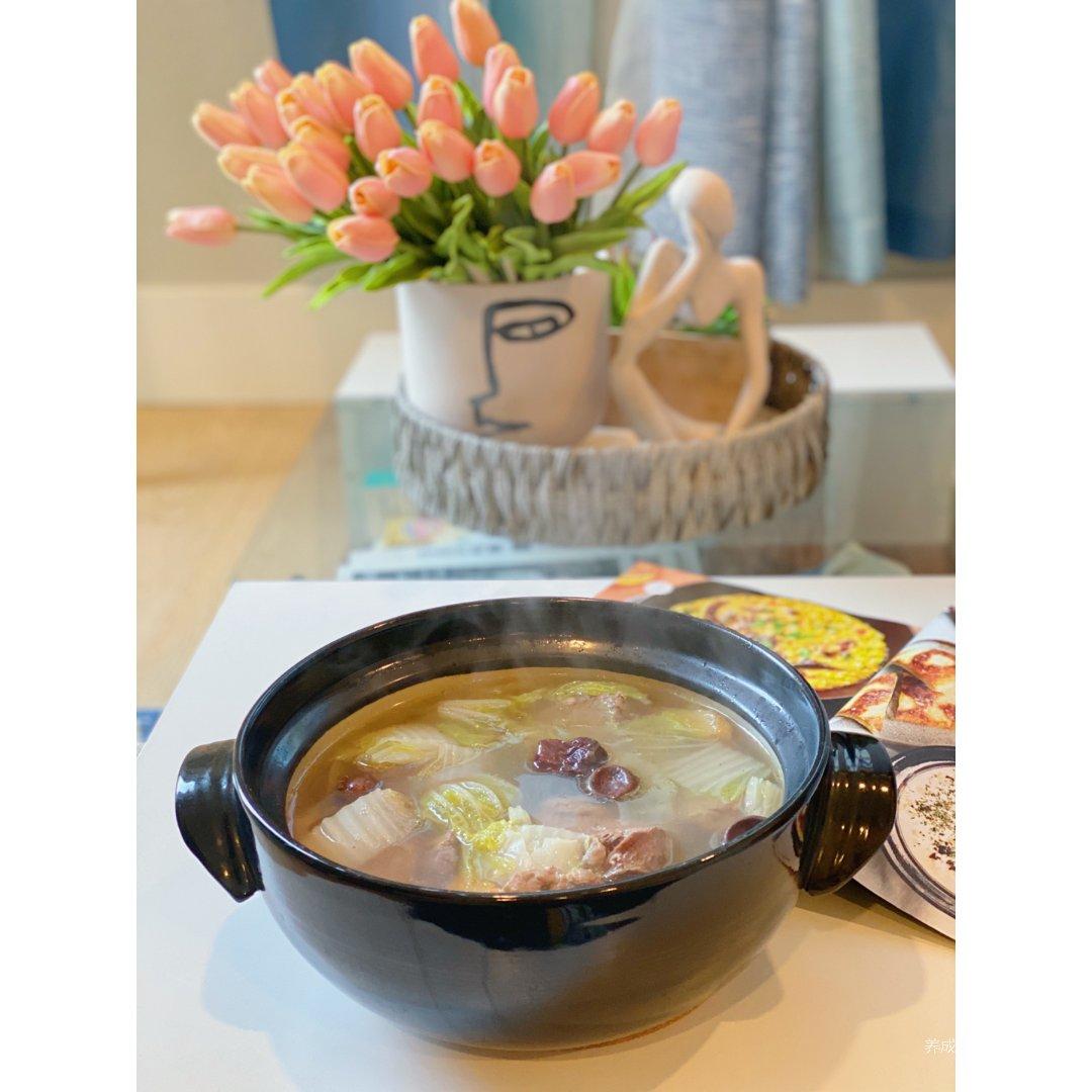 【宅家美食】胡萝卜羊肉煲 冬季暖身佳品