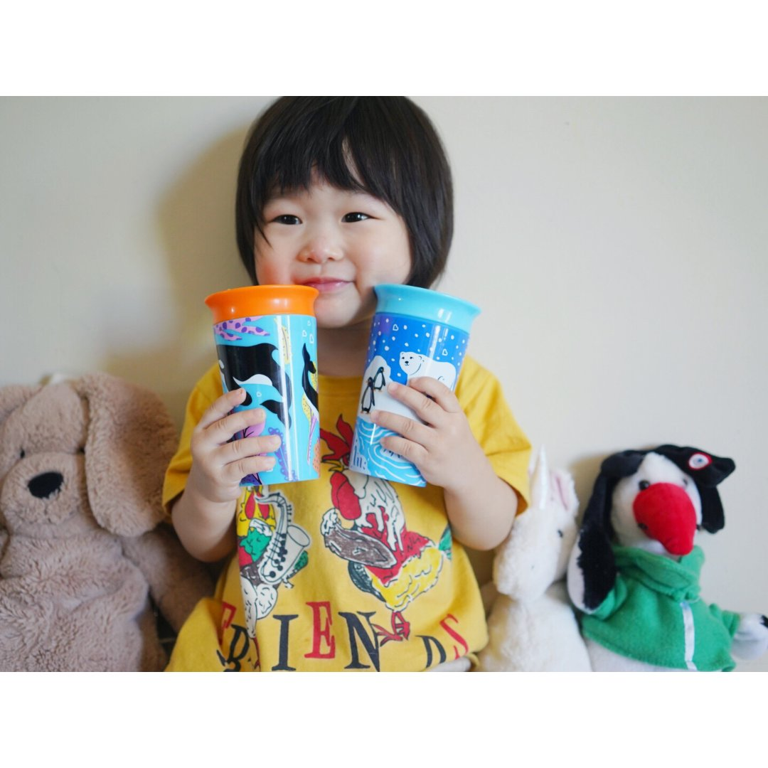 宝宝餐具🍴让宝宝爱喝水的杯子