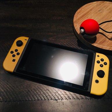 Switch Lite - 黄色