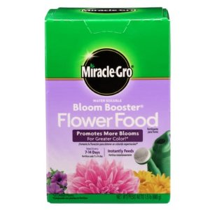 Miracle-Gro Bloom Booster 1.5 lb. Water Soluble Flower Food-100192 - The Home Depot