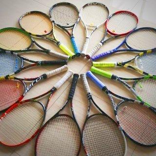 【一块好拍用一生🎾】初学者如何选择网球拍...