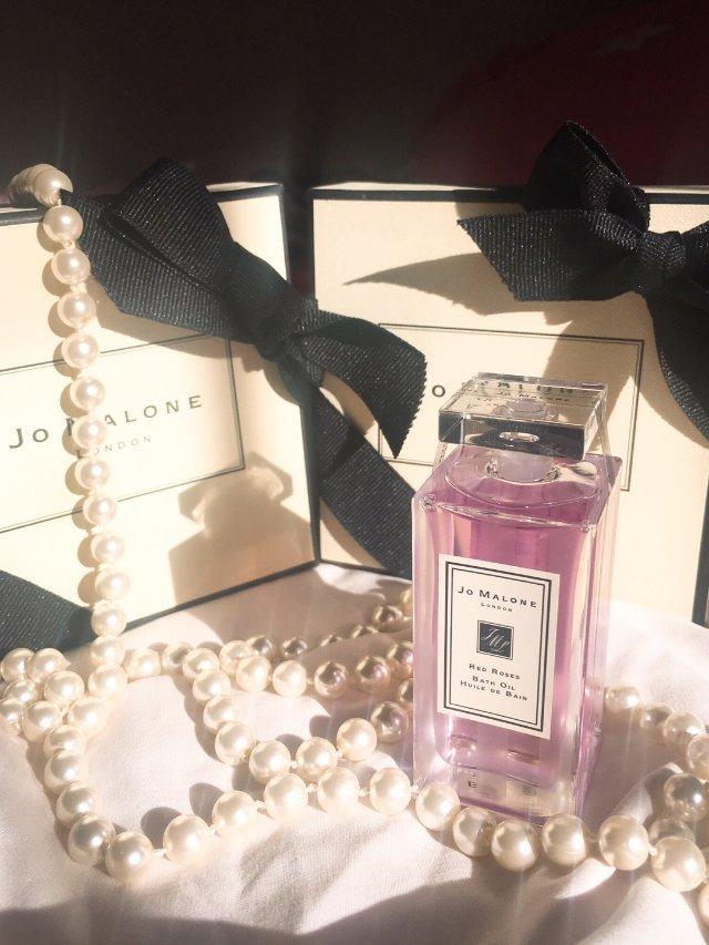 香水|强推祖玛珑玫瑰沐浴油