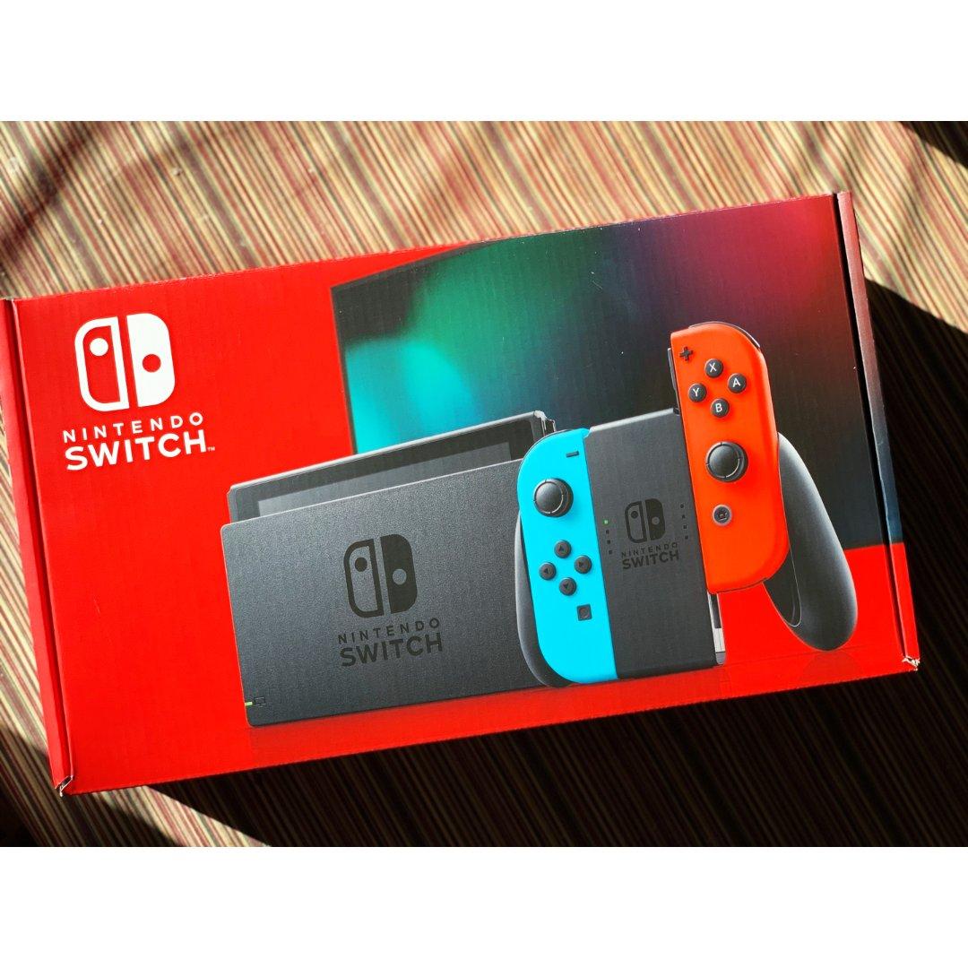 购物分享——纯7.5折Switch...