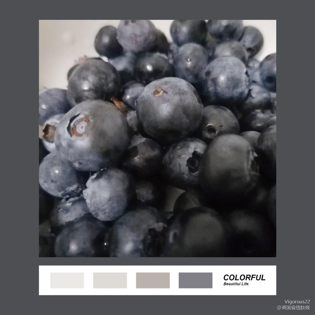 💙今天是蓝莓女孩💜...