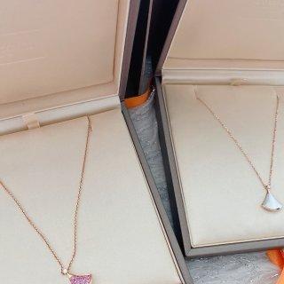 有点小贵但很值|优雅气质的贝母项链...