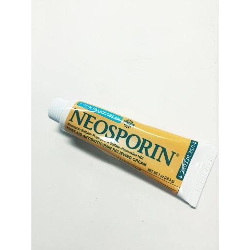 我想闲置的单品:Neosporin