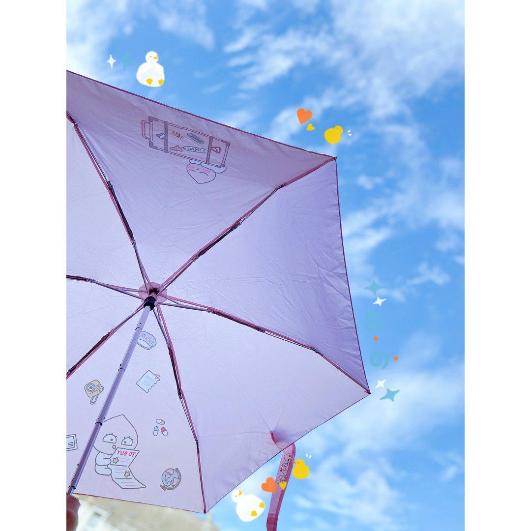 🍑屁桃儿~雨伞☔️...