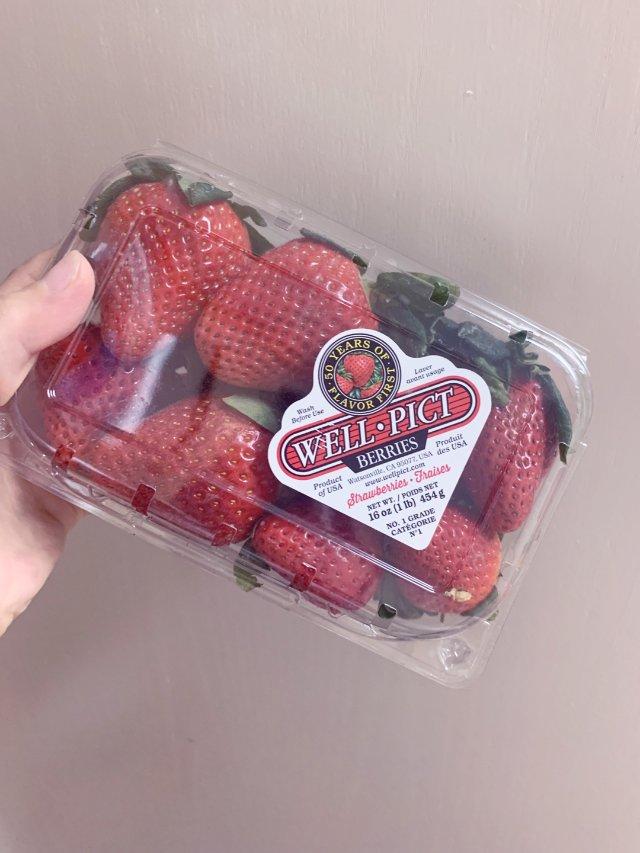 Aldi草莓