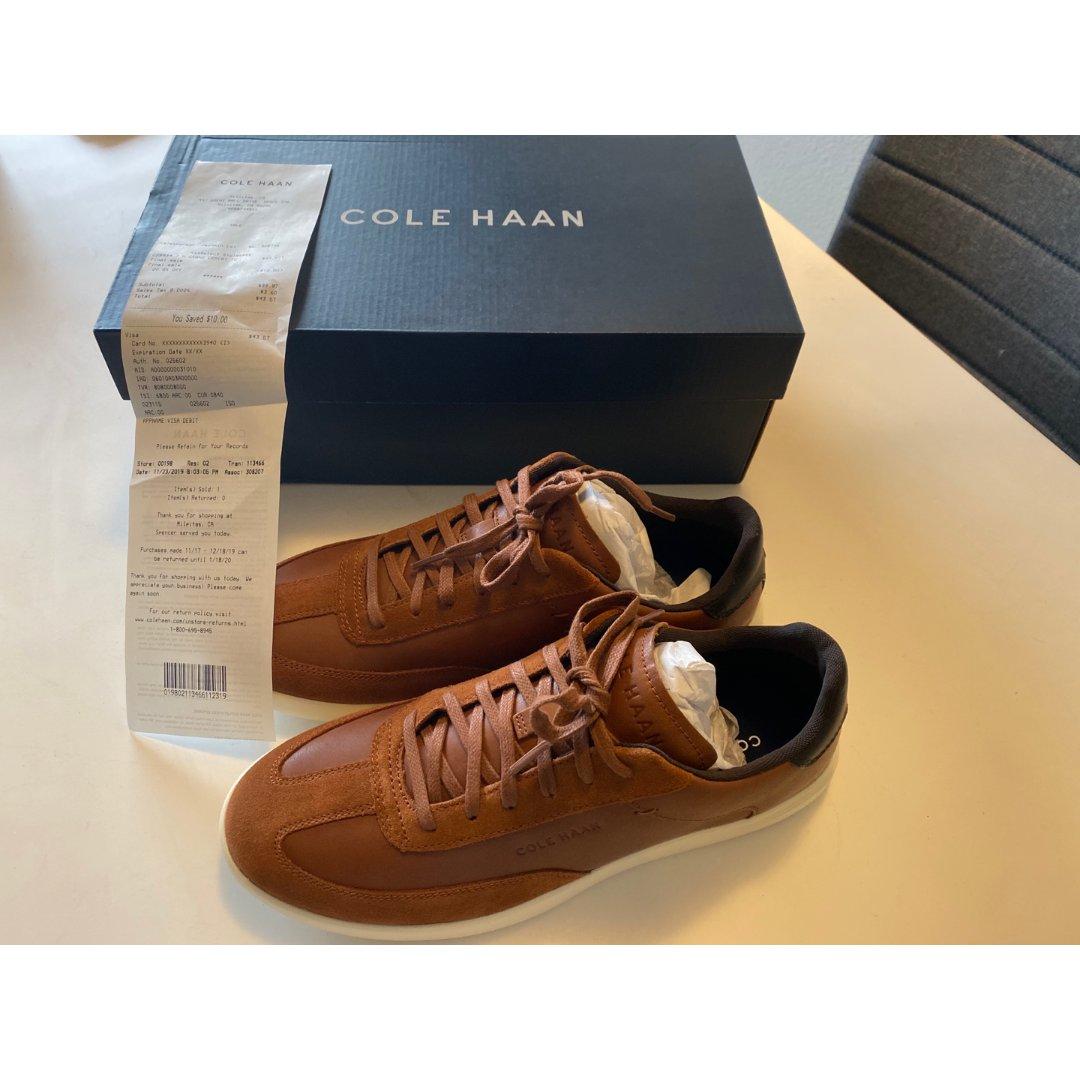 Cole Haan全场四折➕额外2...